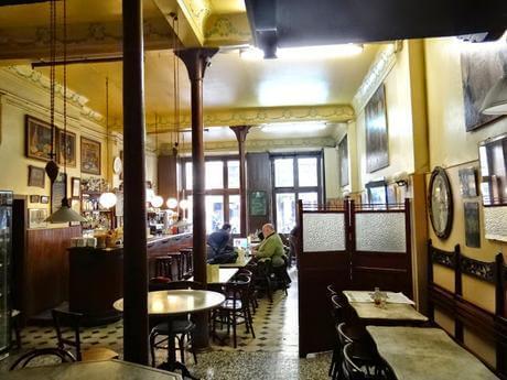 Café del Centre rutas Barcelona