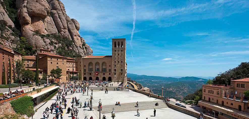 ruta Montserrat