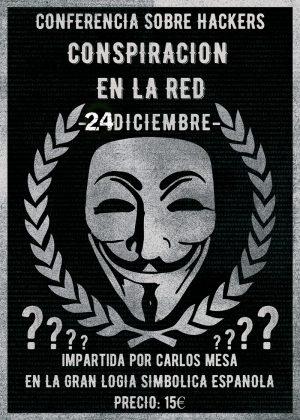 Conferencia Conspiración en la Red