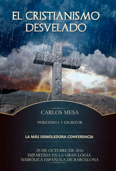 Conferencia El Cristianismo desvelado