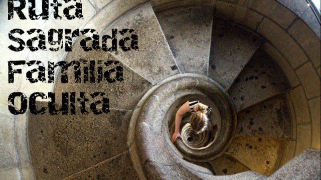 Ruta Sagrada Familia oculta y la tumba de Gaudí