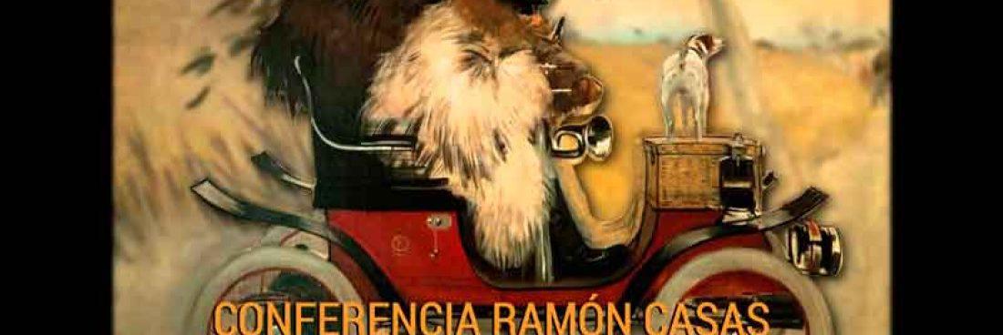 Conferencia Ramón Casas, la vida de un artista a través de sus obras