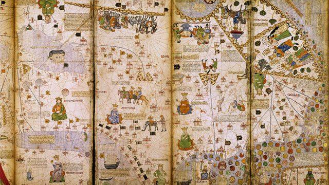 Ruta Colón y el mapa de Cresques