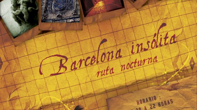 Ruta Barcelona insólita