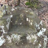 El sillón del diablo de Renne-les-Bains