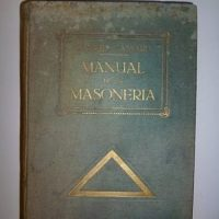 Antiguo manual de la masonería