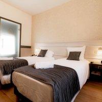 Habitación hotel La Chaumiére