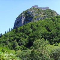 Montsegur, el nido de las águilas, el último castillo cátaro