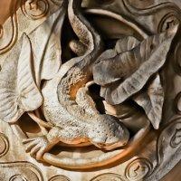 Plafón de Gaudí en Parc de la Ciutadella