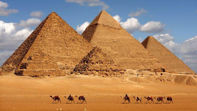 Misterios de Egipto, del 4 al 16 de agosto de 2019