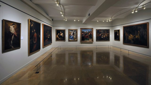 Ruta Enigmas y secretos del Museo de Montserrat