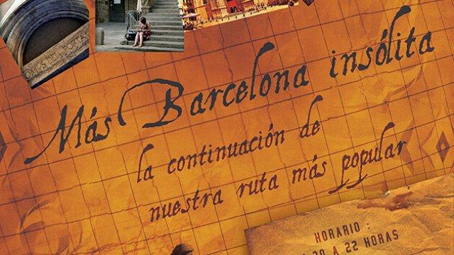 Ruta Más Barcelona Insólita