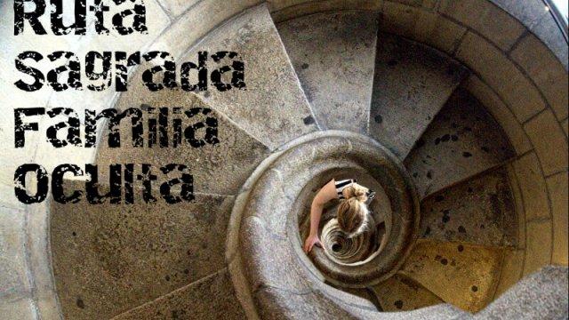 Ruta Sagrada Familia oculta online o presencial