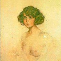 Julia Pereire, el gran amor de Ramón Casas