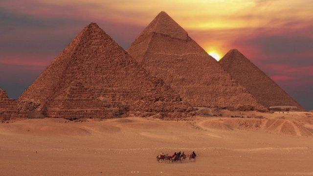 Visita virtual de 360 grados al antiguo Egipto y taller presencial de Reiki egipcio