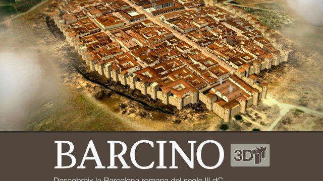 Ruta Barcelona romana + visita domus
