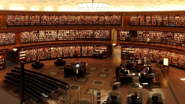 Biblioteca actividades online