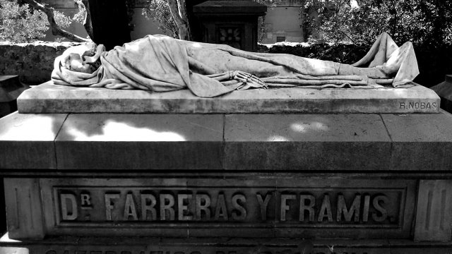 Ruta sobre la muerte: el cementerio de Montjuïc